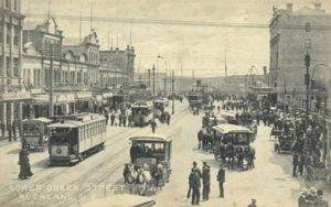 Wiki trams in NZ